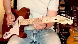 Fender Squier Classic Vibe Tele Thin