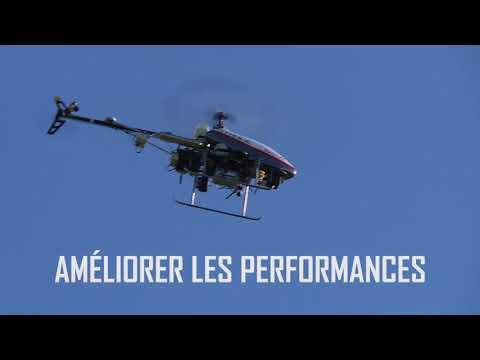 Les drones et l