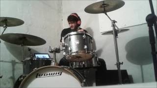 Immigrant song - led zeppelin . drum cover/cover bateria