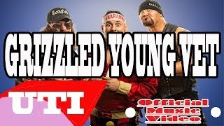 GRIZZLED YOUNG VET (Official Music Video) by Luke Gallows for Wrestling Road Diaries Too