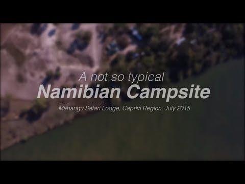Namibia Campsite Review – Mahangu Safari Lodge, Caprivi Region