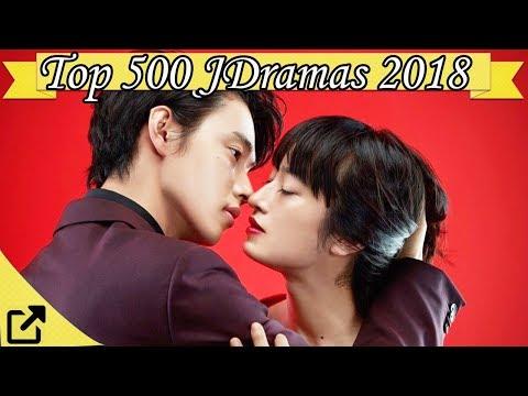 Top 500 Japanese Dramas 2018