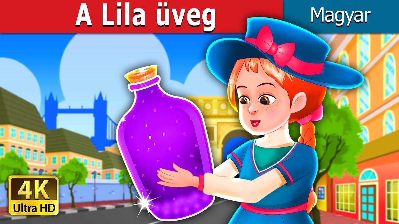 Download A Lila üveg | The Purple Jar | Hungarian Fairy Tales