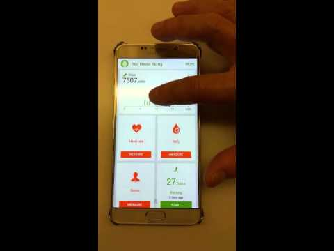 How To Stop S Health Steps Pedometer For Samsung Note 4 Or 5