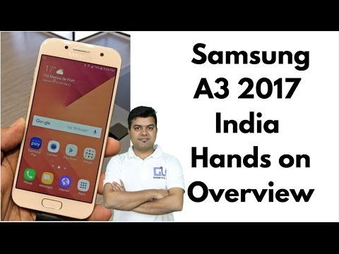Samsung A3 2017 Hands on Hindi, Expected India Price, Launch Date, Camera Test | Gadgets To Use