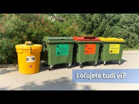 Ločujmo Odpadke