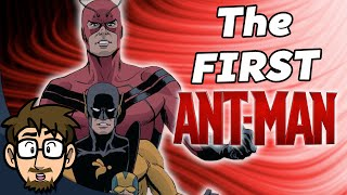 Hank Pym: The First Ant-Man! (Yellowjacket/Giant Man/Goliath) - Comic Drake