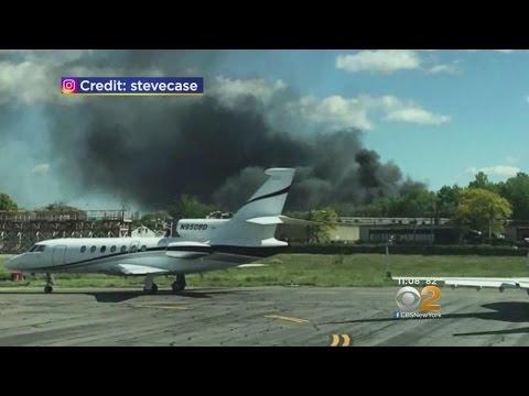 Frantic 911 Calls Moments After Fiery Carlstadt Crash