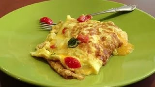 How to Cook a Delicious Egg Omelet : Easy Recipes for Kids & Adults