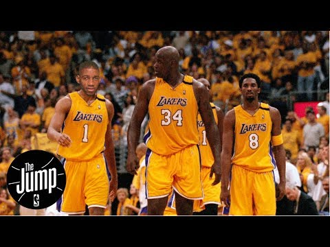 Tracy McGrady on almost playing for Lakers with Kobe Bryant and Shaquille O'Neal   The Jump   ESPN