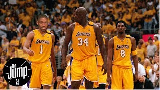 Tracy McGrady on almost playing for Lakers with Kobe Bryant and Shaquille O