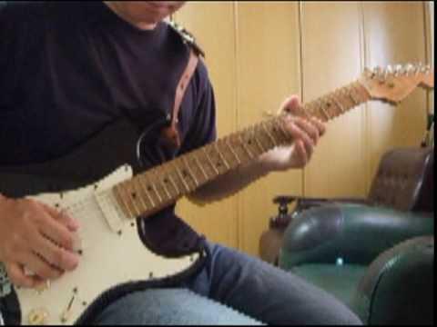 aerosmith amazing guitar