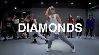 AGNEZ MO - Diamonds ft. French Montana/ Austin X Shaun choreography