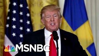 Democratic Rep: Mueller Has 'Law And Order' GOP 'Getting Squishy' | The Beat With Ari Melber | MSNBC