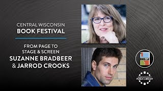 video thumbnail: From Page to Stage and Screen with Suzanne Bradbeer and Jarrod Crooks