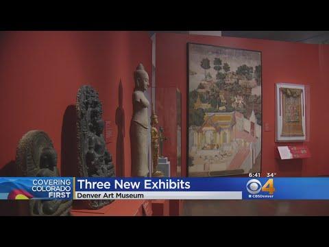 Three New Exhibits Unveiled At Denver Art Museum