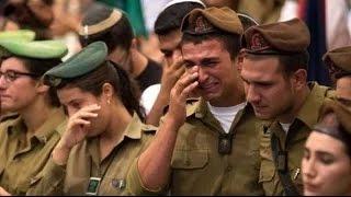 Израиль. Солдаты кончают жизнь самоубийством...После оккупации Палестины???