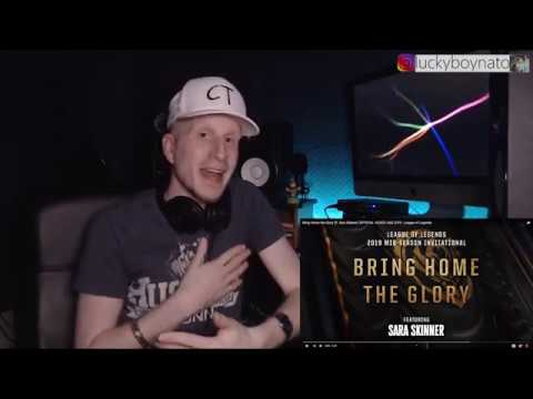 Music Producer Reacts To Bring Home The Glory (ft. Sara Skinner) - LEAGUE OF LEGENDS