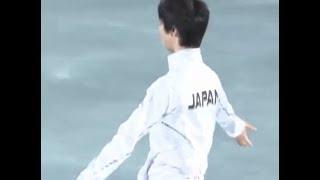 2018 PyeongChang Olympic Gala Practice ~Yuzuru Hanyu~