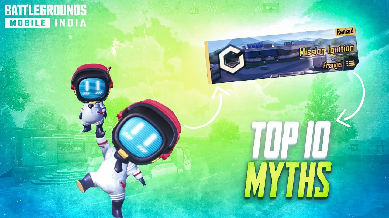 Download 😀TOP 10 Mission Ignition Mythbusters in Pubg mobile | Mission Ignition in Bgmi | IND AMOL #46