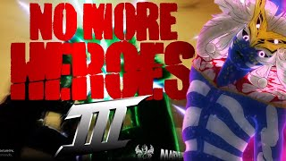 No More Heroes 3 - The Return Trailer (Extended Version - Game Awards 2019)