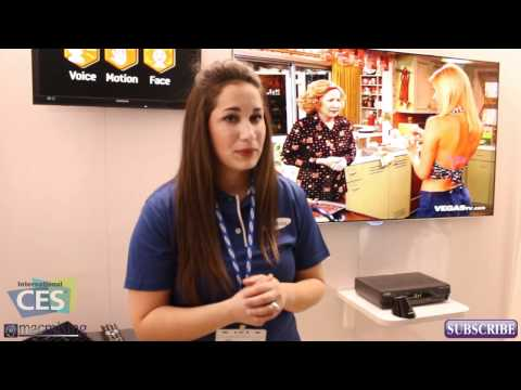 CES 2012 - New Apple iTV or Samsung Smart TV - ES8000 dual-core TV with Voice and Motion Control