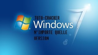 |FR| [Tuto Informatique]#1 | Comment cracker Windows Xp,Vista,7,8,  [2016]