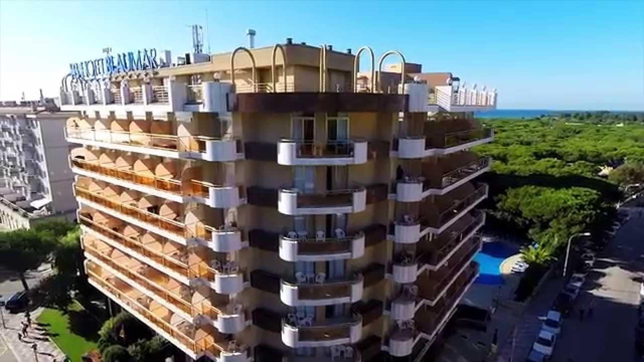 Hotel BLAUMAR, Blanes, Costa Brava - YouTube