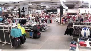 Vidéo Ouverture du Centre commercial etixia à Besançon