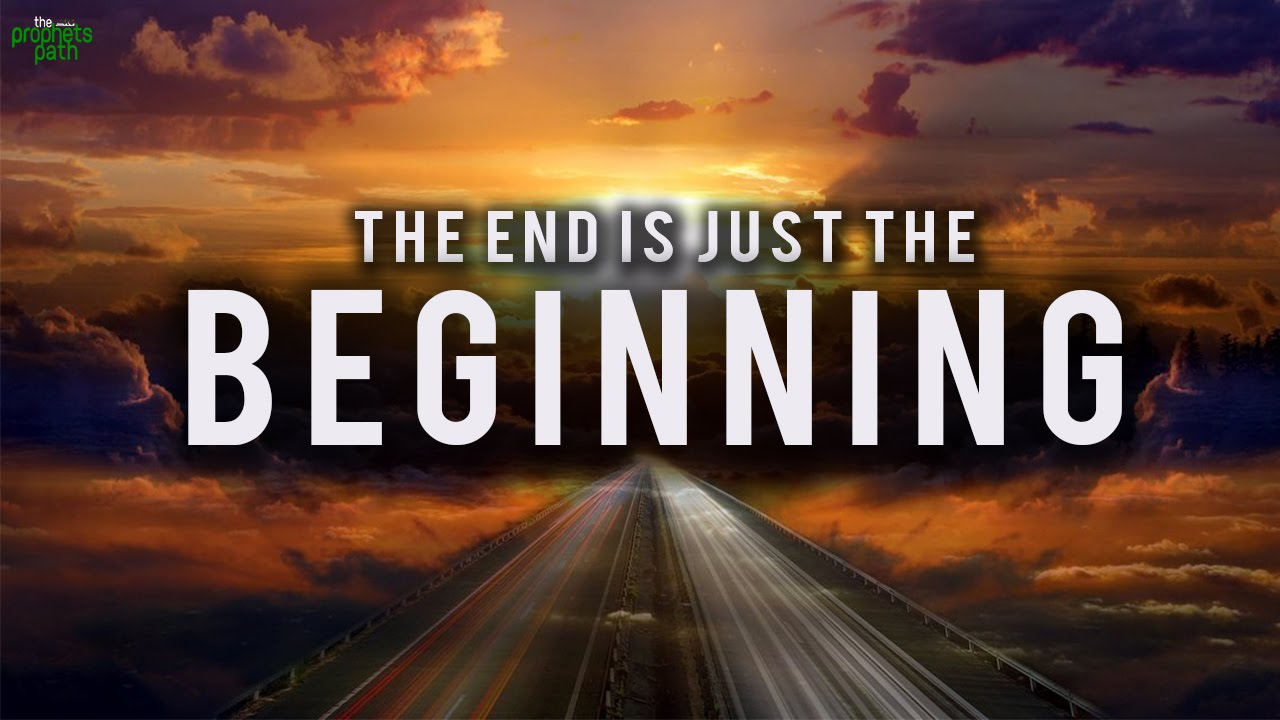 Beginnings And Endings Quotes