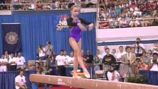 Jennie Thompson - Balance Beam - 1994 U.S. Gymnastics Championships - Women - Event Finals