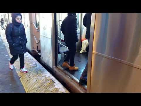 NYCT Subway TADANO Mantis Heavy Lifting Cranes Queens 7 IRT pt.2/2