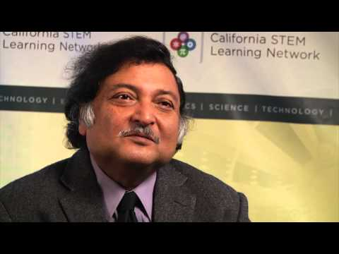 STEM Interview: Sugata Mitra - Professor of Educational Technology