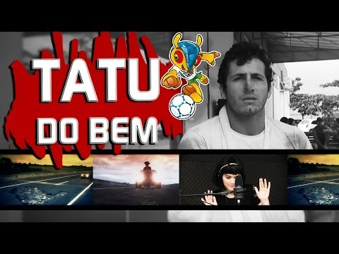 TATU DO BEM ♫  Paródia We Are The World  Não Famoso ReiDasParódias