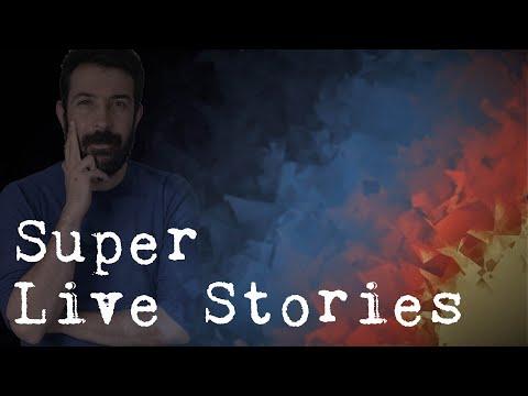 SUPER LIVE STORIES #1 - Ο ΚΩΔΙΚΑΣ ΤΟΥ ΠΑΡΘΕΝΩΝΑ & Η ΒΙΒΛΙΟΘΗΚΗ ΤΟΥ ΘΙΒΕΤ