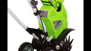 GreenWorks 27062 G-MAX 40V Cordless Cultivator Price Info|GreenWorks 27062 G-MAX Review