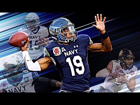 outlet store 65e88 fb03b Keenan Reynolds || Naval Academy Highlights ᴴᴰ