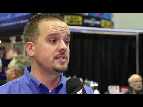 BluePrint Engines  - All about Crate Engine oil PRI 2017