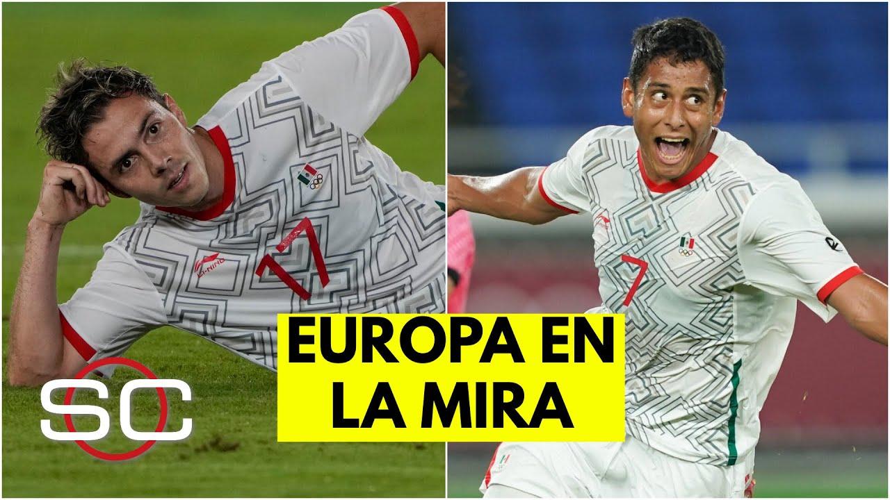 EL ESPECTÁCULO de México vs Corea del Sur tiene a Córdova y Romo cerca de Europa | SportsCenter
