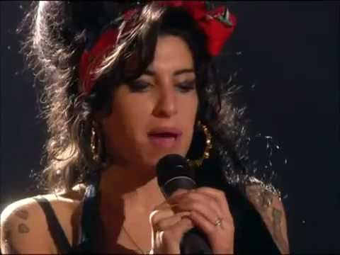 Amy WinehouseBack To Blacklive MTV EMA
