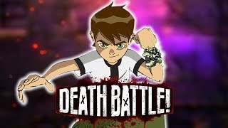 Ben 10 Goes Hero in DEATH BATTLE!