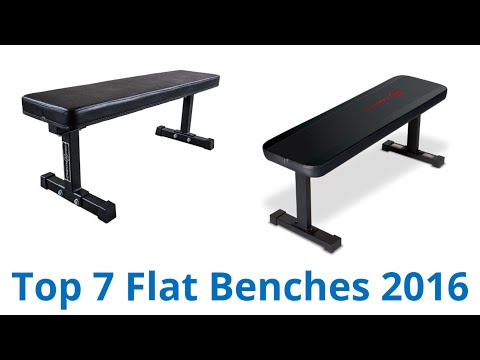 7 Best Flat Benches 2016