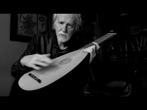 Le Luth Doré® | Baroque lute for modern guitar players | Rob MacKillop, LLD® 13c Baroque lute