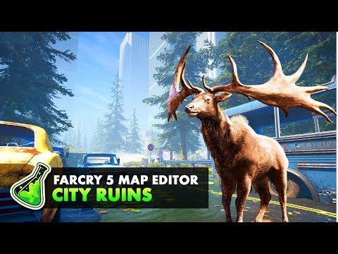 Far Cry 5 - City Ruins Speed Build