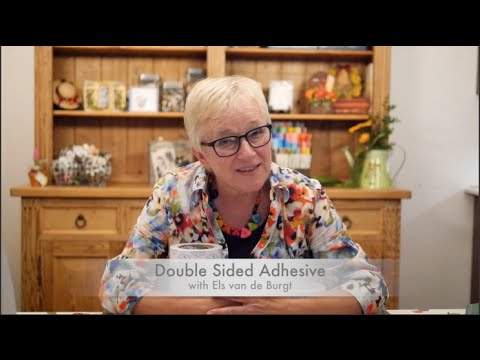 Elizabeth Craft Designs: Clear Double Sided Adhesive