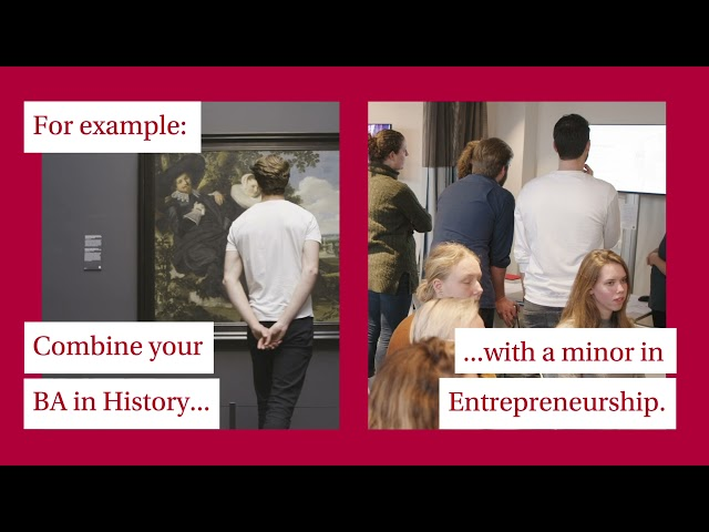 Expand Your Horizons With Minor | University of Amsterdam