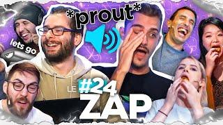 IL EN FAUT PEU POUR ÊTRE HEUREUX ! - LE ZAP #24