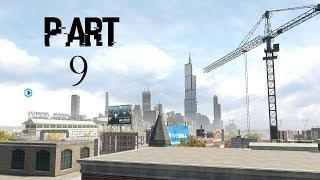 Watch Dogs Gameplay Walkthrough Part 9 - The Chase (PC)