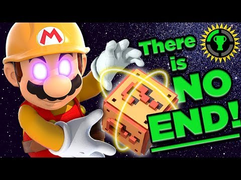 Thumbnail: Game Theory: Super Mario Maker, BIGGER than the UNIVERSE!
