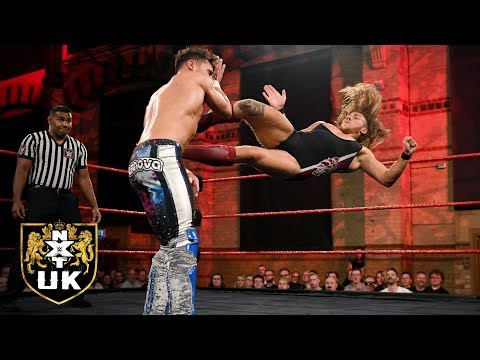 Pete Dunne vs. Noam Dar - WWE UK Title Match: WWE NXT UK, Oct. 17, 2018